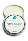 Rocket Pure- Natural Hand and Foot Repair Balm 2 oz