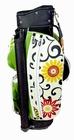 Sassy Caddy Golf Ladies Cart Bag 14-Way Top Zangy