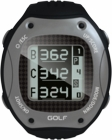 ScoreBand Golf- GPS Watch And ScoreCard