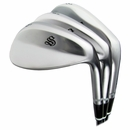 Scratch Golf- 8620 Chrome Milled  3-Wedge Set