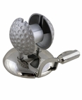 Silver Golf Ball Tape Dispenser