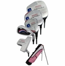 SiMac Golf- Ladies M.A.C. Instinct Complete Set With Bag Graph/Steel