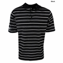 Slazenger Golf- Conserve Stripe Jersey Polo Shirt