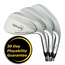 Solus Golf 2012 Tour 720CS 3-Wedge Set