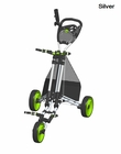 Spin It Golf- GCPro II Easy Fold Push Golf Cart