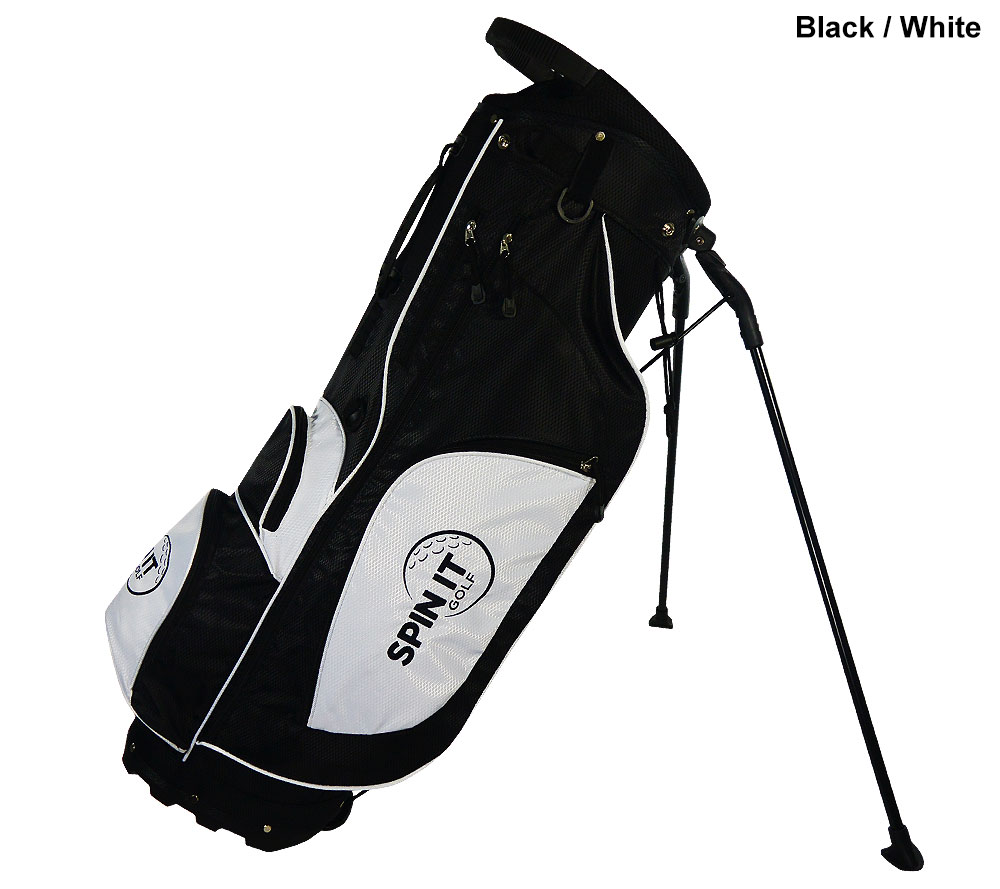 Spin It Gc9011 Stand Bag By Spin It Golf Golf Stand Bags