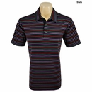 Sport Haley Golf - Mens Luxtek Striped Polo