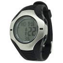 Sportline- 955 Pedometer Unisex Watch Black SP4138BK