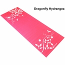 Spri - Dragonfly Yoga Mat 3mm Pink 05-52845