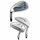 Square Two Golf- LH Ladies Finesse Short Game Kit Graphite/Steel (Left Handed)