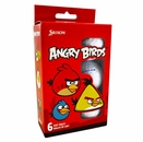 Srixon Angry Birds 6-Pack Golf Balls