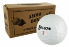 Srixon Golf Assorted Surlyn Mix Near Mint Used Golf Balls *3-Dozen*