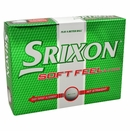 Srixon Golf- Soft Feel Logo Overrun Golf Balls