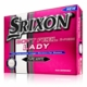 Srixon Ladies 2014 Soft Feel Golf Balls