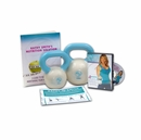 Stamina- Kathy Smith Advanced Kettlebell Solution (10lb and 15lb Kettlebells)