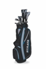 Strata Golf- 2015 Ladies Strata Complete Set With Bag Graphite