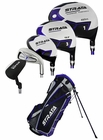 Strata Golf- Ladies Strata Plus Complete Set With Bag Graphite