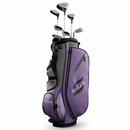 Strata Golf - Ladies 11 Piece Complete Set W/Bag Graphite