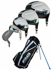 Strata Golf- LH Ladies Strata Complete Set With Bag Graphite (Left Handed)