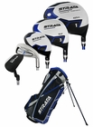 Strata Golf- LH Strata Complete Set With Bag Graph/Steel (Left Handed)