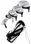 Strata Golf- LH Ultimate Complete Set With Bag Graph/Steel (Left Handed)