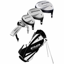 Strata Golf- Ultimate Complete Set With Bag Graph/Steel