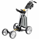 Sun Mountain- E-Z Latch Micro 4-Wheel Push Cart