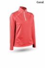 Sun Mountain Golf- Ladies Second Layer Pullover