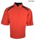 Sun Mountain Golf- Short Sleeve Torrent Waterproof Jacket