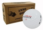 Pinnacle Assorted Logo Overrun Golf Balls *3-Dozen*