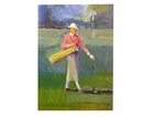 Swinging 20's Golf Note Card Set