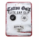 Tattoo Golf- Elite Cap Clip W/ 2 Markers