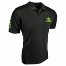 Tattoo Golf- Lucky 13 Polo