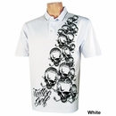 Tattoo Golf - Out of Bounds Poly-Dri Polo