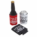 Tattoo Golf- Skull Drink Koozie