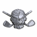 Tattoo Golf - The Skull Belt Buckle