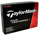 Taylor Made- 2016 Tour Preferred X Golf Balls