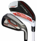 Taylor Made Golf- AEROBURNER Combo Irons Graphite/Steel