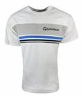 Taylor Made Golf- Classic Stipe T-Shirt