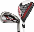 Taylor Made Golf- Ladies AEROBURNER Combo Irons Graphite