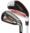 Taylor Made Golf- LH AEROBURNER Combo Irons Graphite (Left Handed)