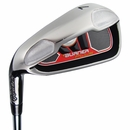 Taylor Made Golf- LH Burner Plus Irons Steel (Left Handed)
