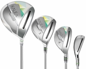 Taylor Made Golf- LH Ladies Kalea Bundle Graphite (Left Handed)