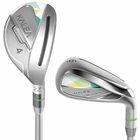 Taylor Made Golf- LH Ladies Kalea Combo Irons Graphite (Left Handed)