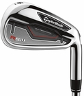 Taylor Made Golf- LH RSi 1 Irons Steel (Left Handed)
