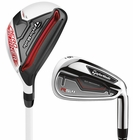 Taylor Made Golf- RSi 1 Combo Irons Graphite/Steel