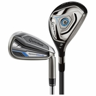 Taylor Made Golf- Speedblade Combo Irons Graph/Steel