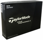 Taylor Made- Tour Preferred X Golf Balls