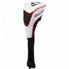 Taylor Made Golf- White Fairway Head Cover