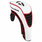 Taylor Made Golf- White Rescue Head Cover